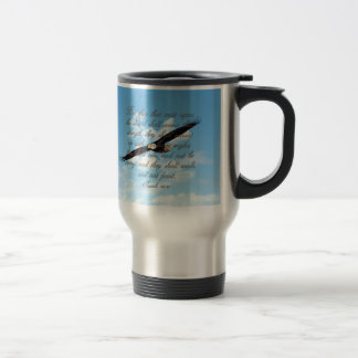 Vleugels als Eagles, de Christelijke Bijbel van Reisbeker