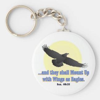 Vleugels als Eagles KEYCHAIN Sleutelhanger