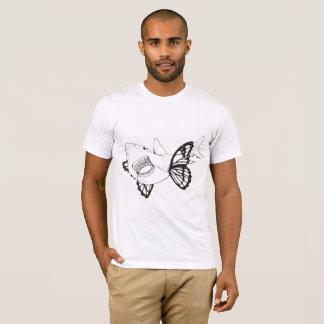 Vleugels en Tanden T Shirt