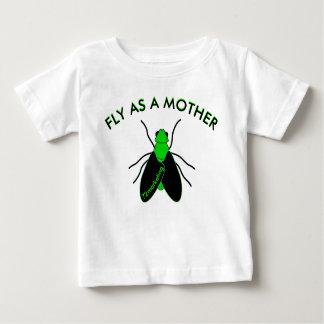 Vlieg als het overhemds72marketing peuter van het baby t shirts