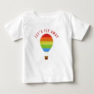 Vlieg, de Grappige T-shirt van het Citaat van de