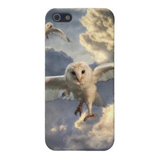vliegend uil ipod toch hoesje iPhone 5 hoesje
