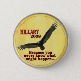 Vliegende de gierKnoop van Hillary Ronde Button 5,7 Cm