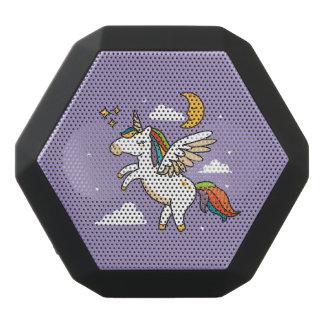Vliegende Eenhoorn Zwarte Bluetooth Speaker