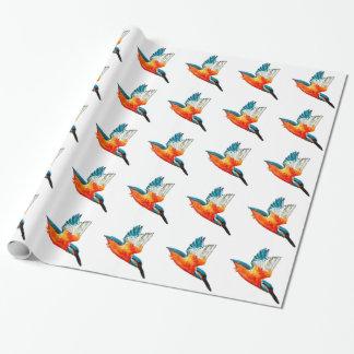 Vliegende Ijsvogels Inpakpapier