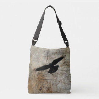 Vliegende Kraai Crossbody Tas