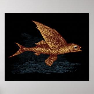 Vliegende Vissen Poster