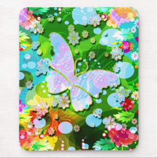 Vliegende Vlinder Muismat