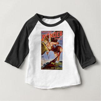 Vliegende Vrouw Baby T Shirts