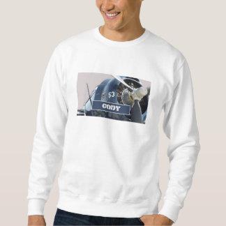 Vliegtuig Gepersonaliseerd Sweatshirt