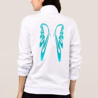 Vlinder Blue Wings Fleece Jas