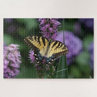 Vlinder, het Raadsel van de Foto Legpuzzel