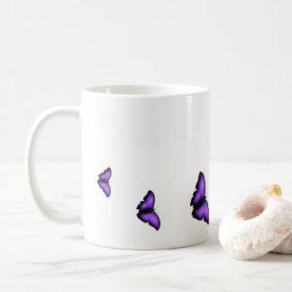 Vlinder Koffiemok