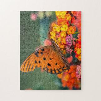 Vlinder Legpuzzel