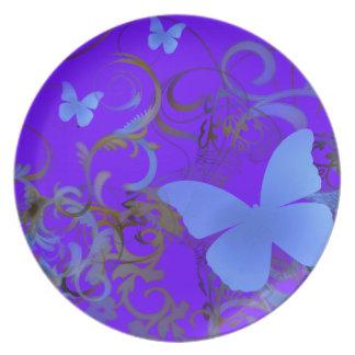 Vlinder Melamine+bord