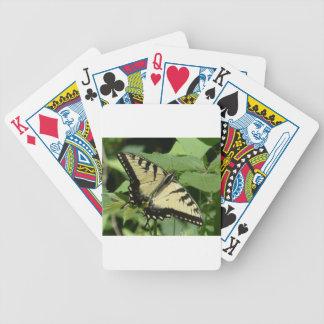 vlinder poker kaarten