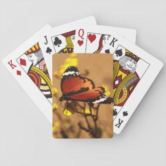 Vlinder Pokerkaarten
