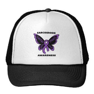 Vlinder/Sarcoidosis van de Voorlichting… Petten Met Netje