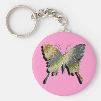 Vlinder Sleutelhanger