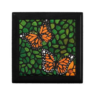 vlinders decoratiedoosje