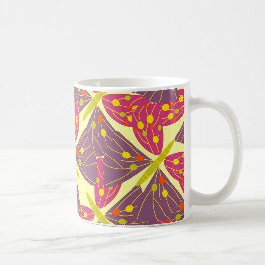 Vlinders Koffiemok