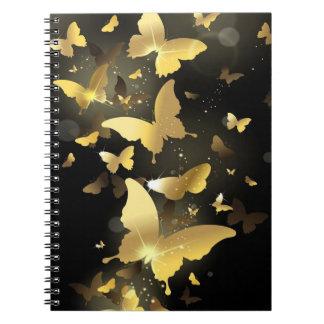 Vlinders Ringband Notitieboek