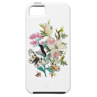 Vlinders van de Zomer Tough iPhone 5 Hoesje