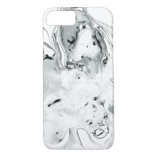 Vloeibare Marmeren iPhone 7 van Apple Hoesje