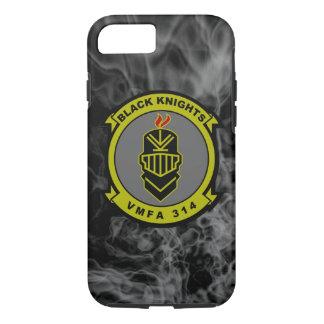 """Vmfa-314 de Rook van """"Zwarte Ridders"""" iPhone 8/7 Hoesje"""