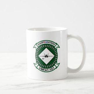 Vmfat-101 scherpe Schutters Koffiemok