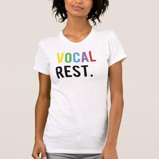 Vocale Rust - Kleurrijk Pet T Shirt