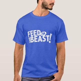 Voed de T-shirt van het Dier