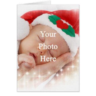 Voeg uw eigen foto toe briefkaarten 0