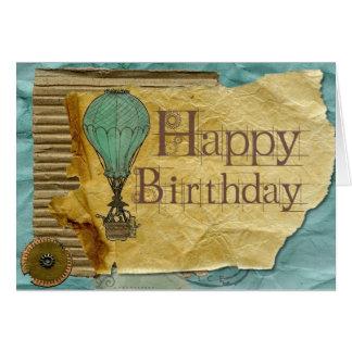 Voeg Uw Eigen Tekst toe: De Verjaardag van de Briefkaarten 0