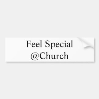 """Voel Speciale @Church"" sticker"