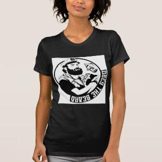 Voer de Baard uit T Shirt