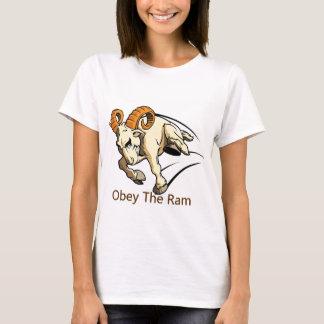 Voer de Ram uit T Shirt