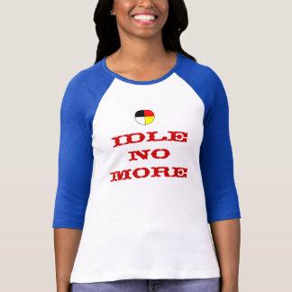 Voer Niet meer Katoenen T - shirts van het Honkbal