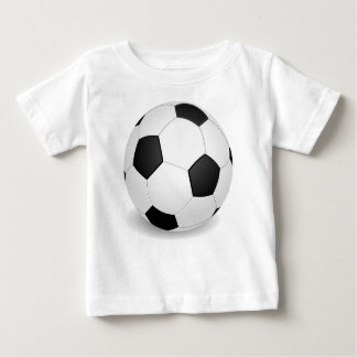 voetbal babys baby t shirts