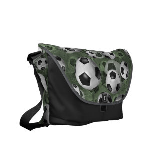 Voetbal Ballz! Messenger Bag