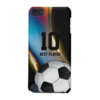 Voetbal   Beste Speler Nr van het Football iPod Touch 5G Hoesje