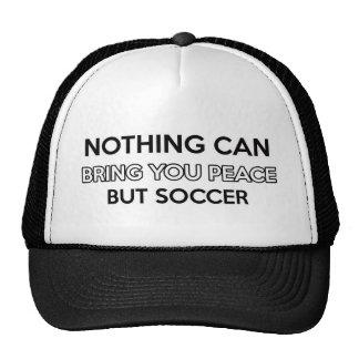 voetbal Design Trucker Petten