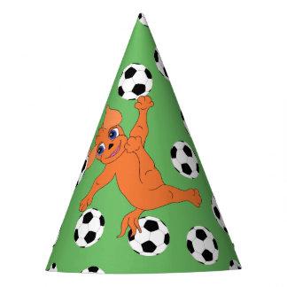 Voetbal door Happy Juul Company Feesthoedjes