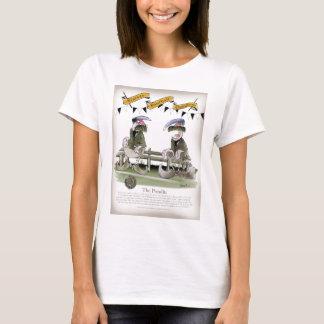voetbal football B + w teamexperts T Shirt