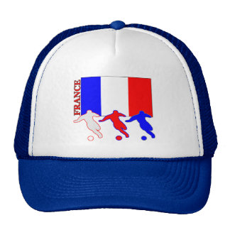 Voetbal Frankrijk Trucker Cap