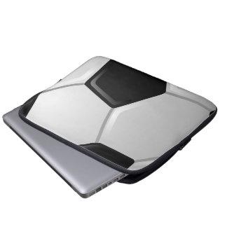 Voetbal Laptop Sleeve