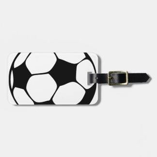 voetbal mamma kofferlabels
