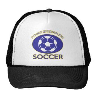 voetbal ontwerp pet