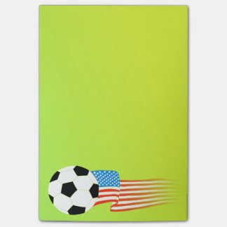 Voetbal Post-it® Notes