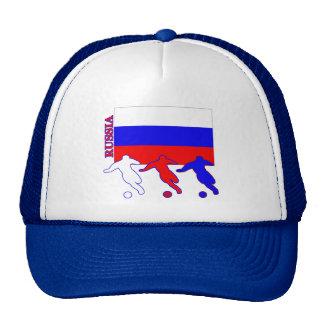 Voetbal Rusland Mesh Pet